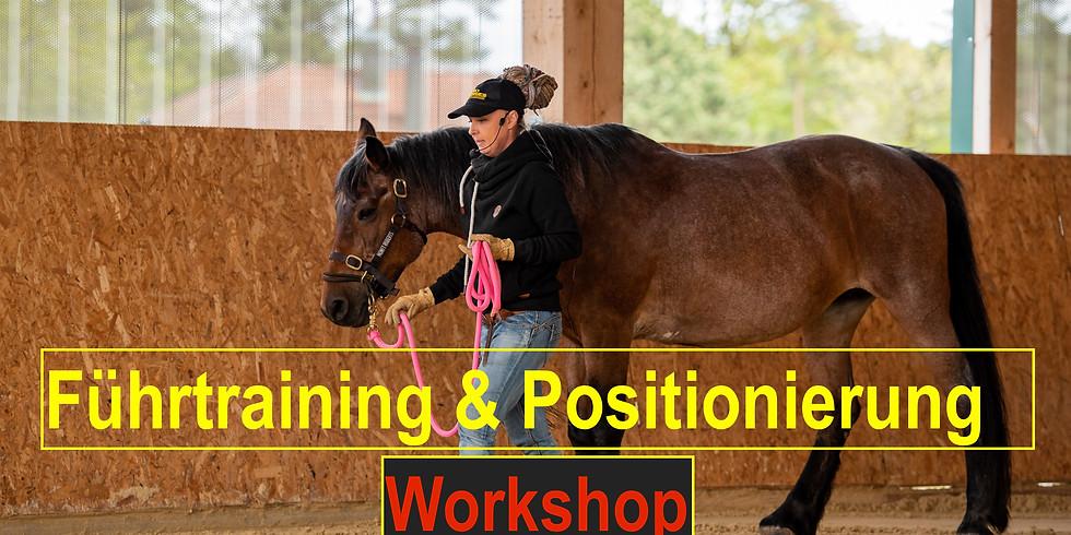 Führtraining & Positionierung Workshop 08.11.2020