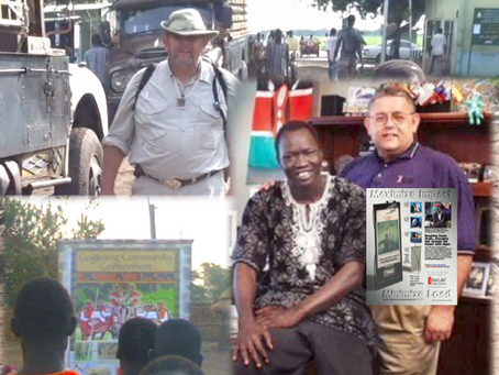 My South Sudan Connection…