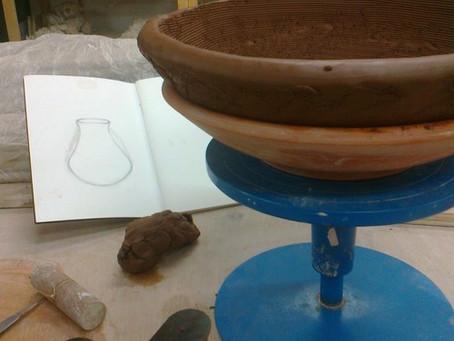 My Ceramic Creative Process