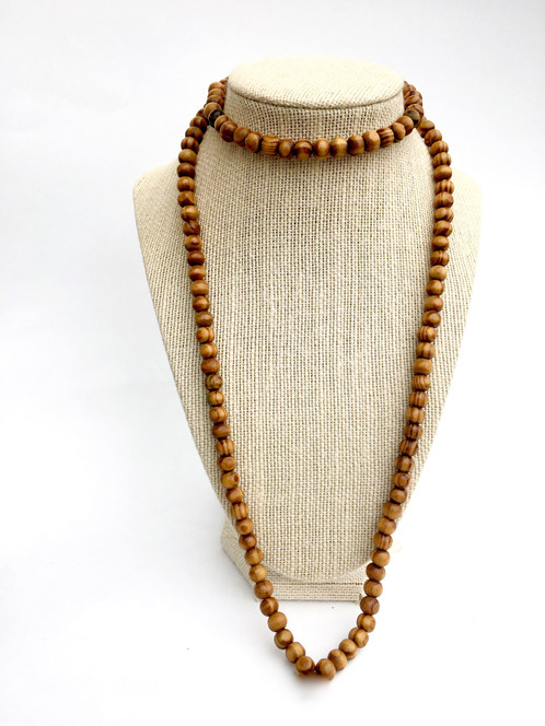 res wrap beaded hi brand lucky necklace