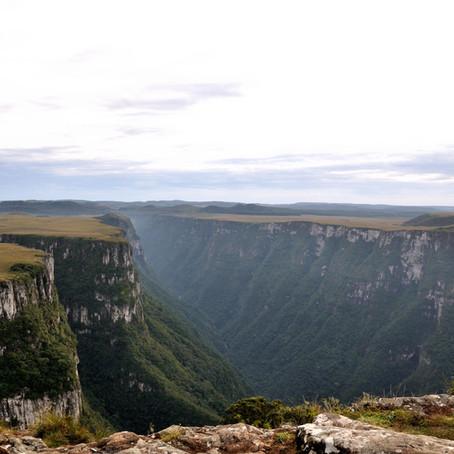 3 Estilos de Passeios Incríveis Para Você Conhecer os Canyons do Sul!