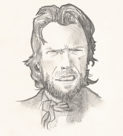 Clint Eastwood, The Outlaw Josey Wales (1973)