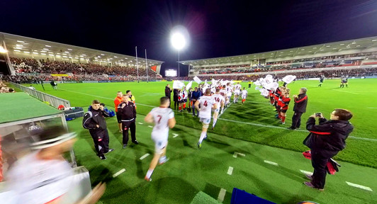 Ulster Rugby Matchday Experience