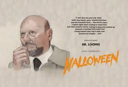 Dr Loomis, Halloween (1979)