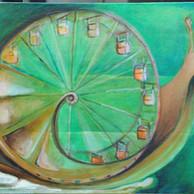 Ferris wheel Snail
