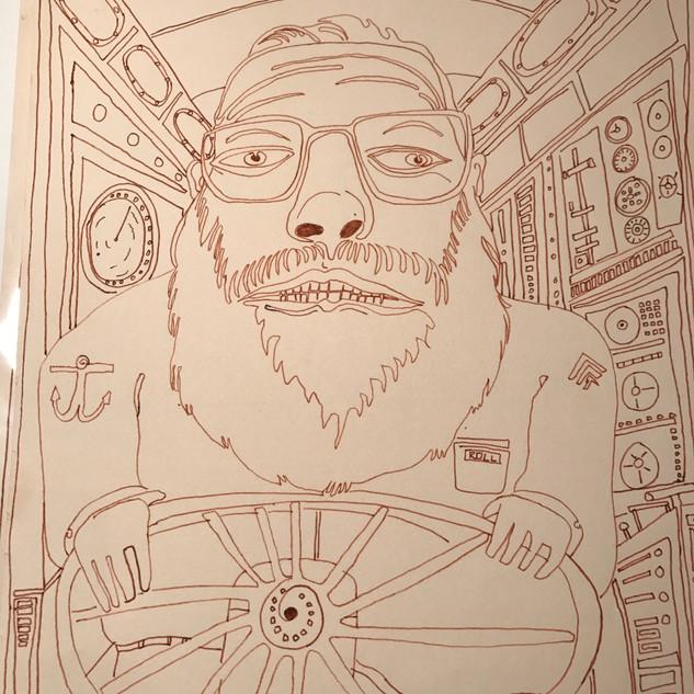 Captain Warren