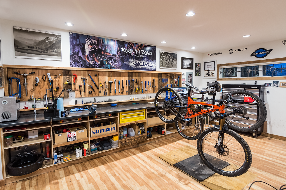 Rock N Road Bicycle Repair Home Kelowna Bc