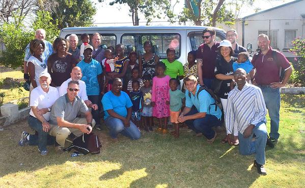 van donation, coastal community, church for the children, shammah house, zimbabwe