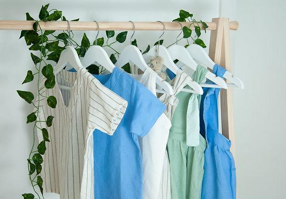 roupas de linho