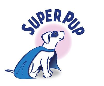 SuperPup Logo