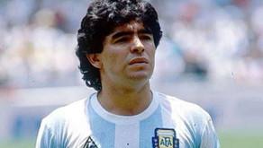 De theologie van Maradona in Argentinië
