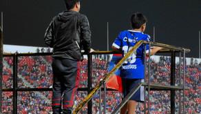 Chileense bekerkraker bij Club Universidad de Chile
