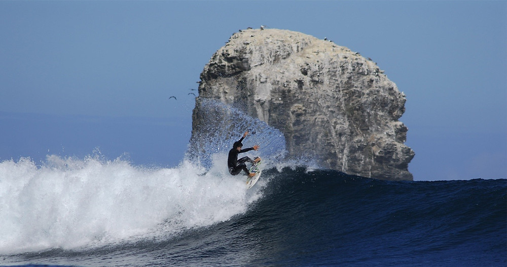 Punta de lobos chili surf