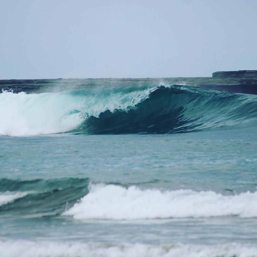ayampe surf ecuador
