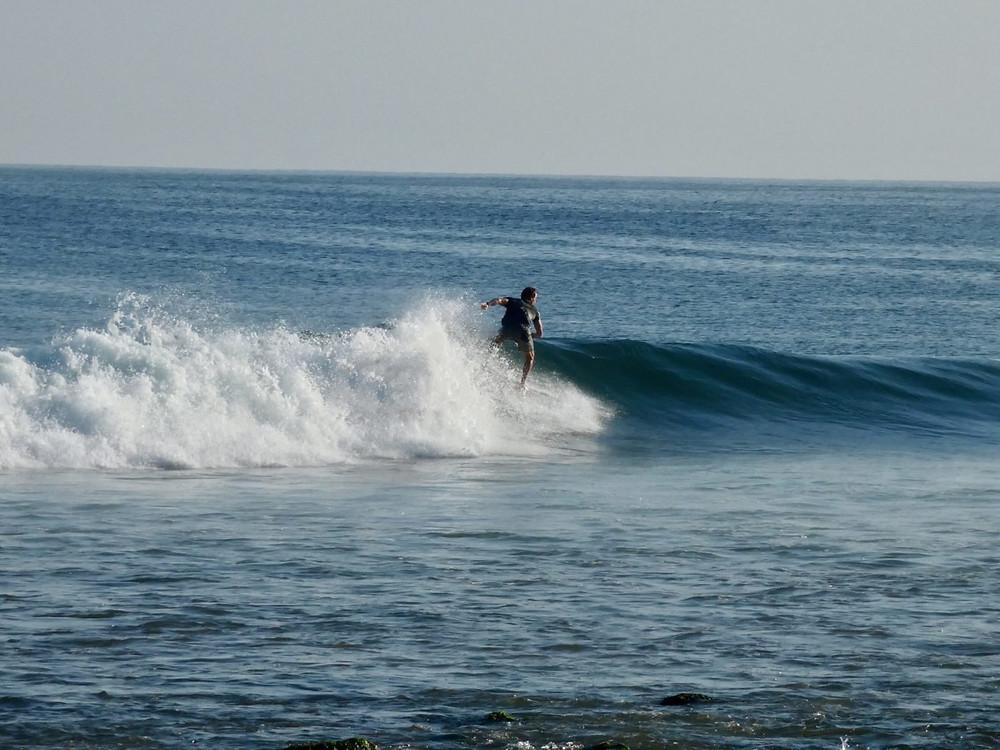 surf mancora peru