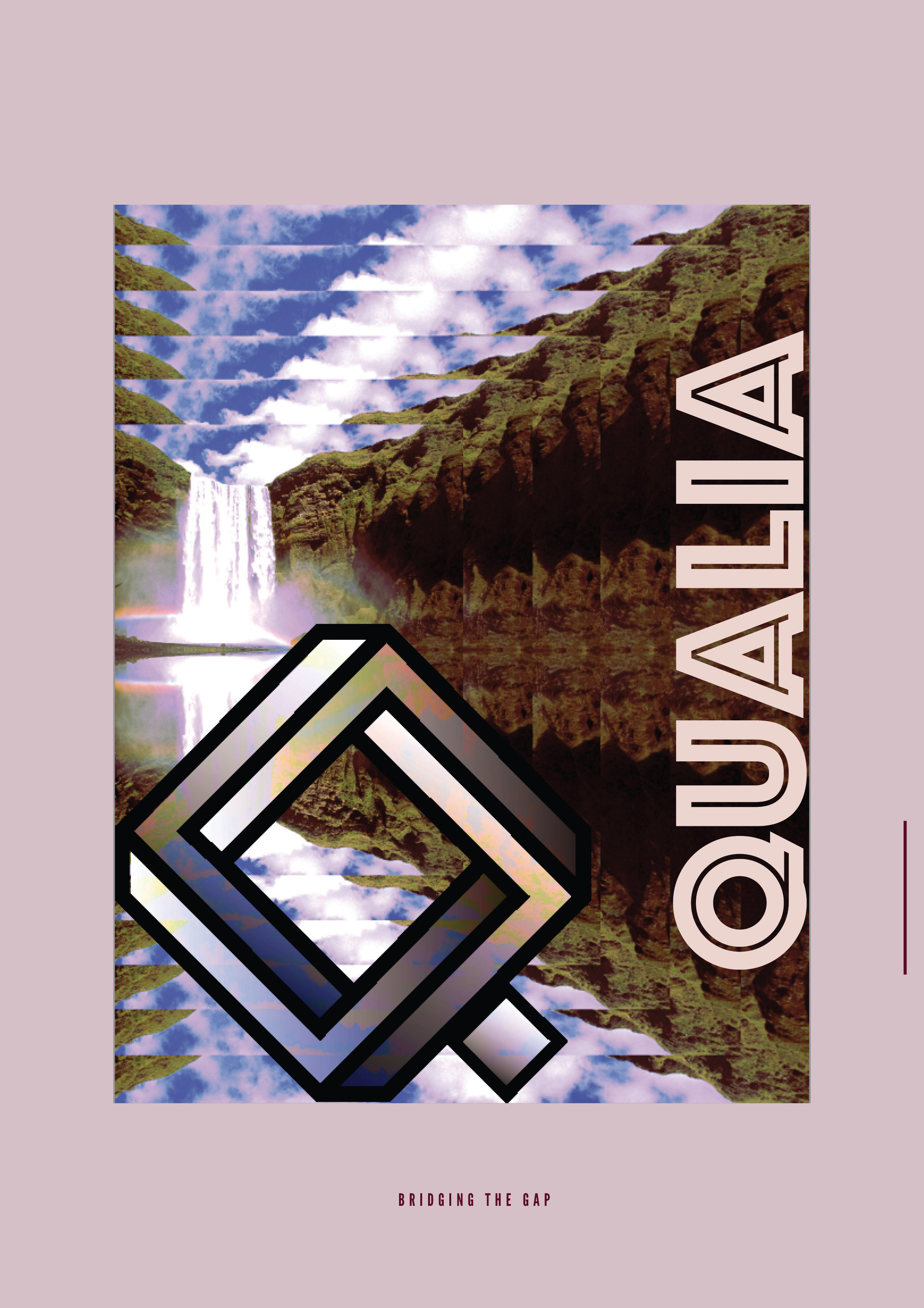 Qualia Magazine Editorial Design