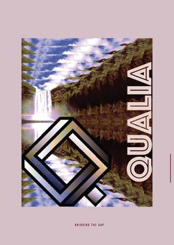 Qualia Magazine Editorial Design