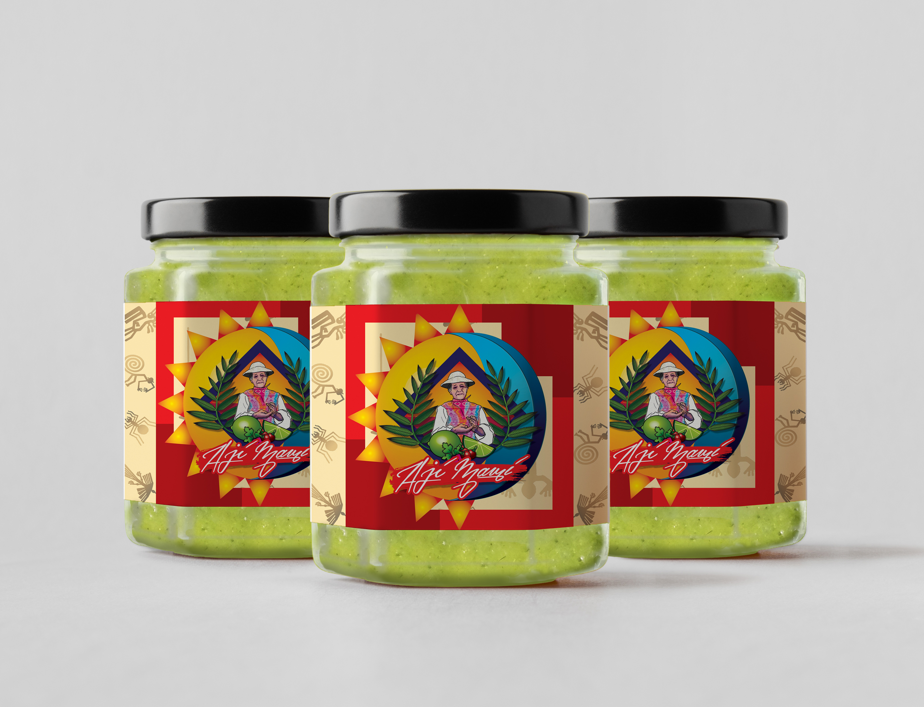 Aji Mami Packaging