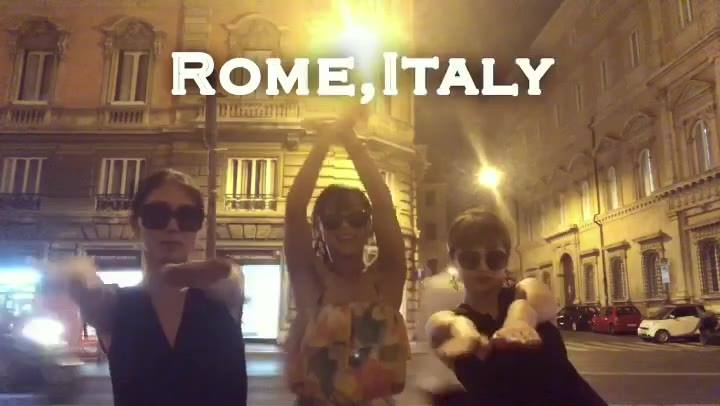 【🇮🇹 動画】such a beautiful night