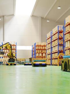 avancer smart warehouse