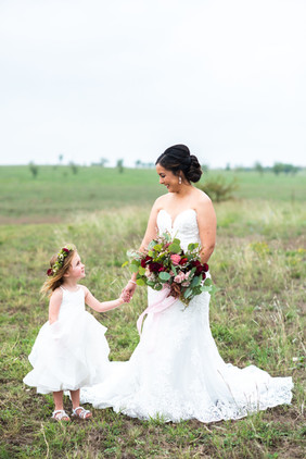 Fall Wedding at Rolling Hills Ranch