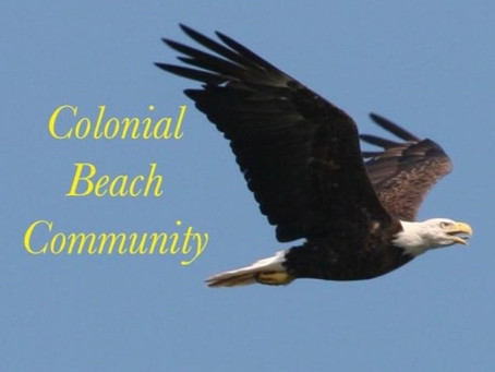Interview with Sher Lee from the Colonial Beach Community Facebook Site