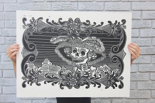 The Dapper Skeleton