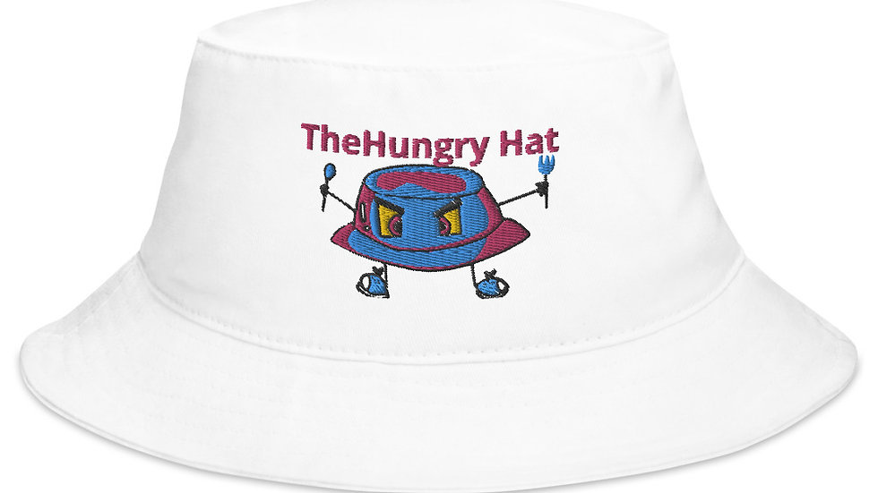 The Hungry Hat Cotton Candy