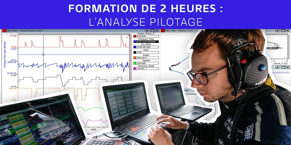 """Analyse """"Acquisition de données de pilotage"""" - 06 juin 2020"""