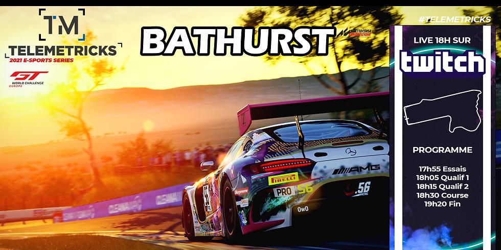 Telemetricks - Course Endurance à Bathurst