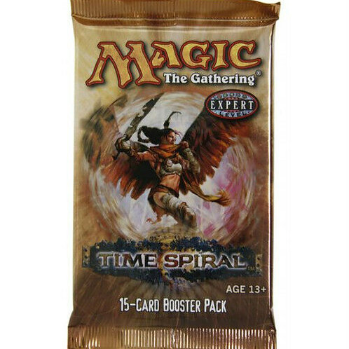 Time Spiral booster pack sealed