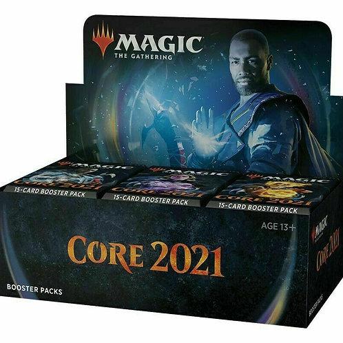 MTG Core 2021 Booster Box
