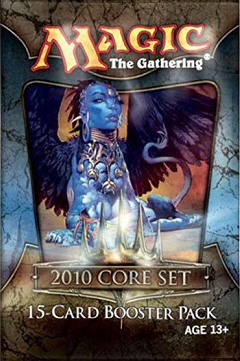 MTG Core Set 2010 Booster Pack