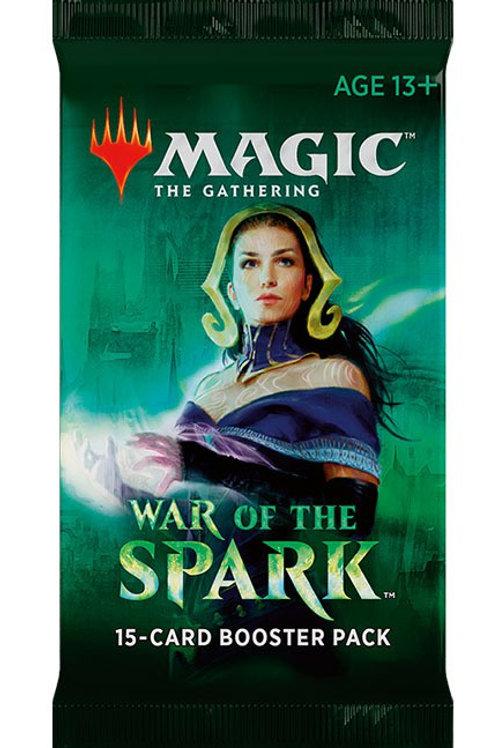 MTG War of Spark Booster Pack
