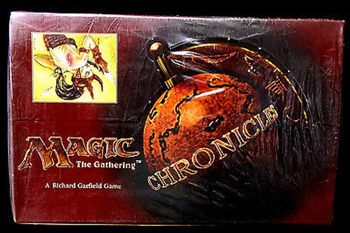 MTG Chronicles Booster Box