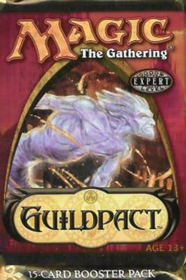 Guildpact booster pack new sealed