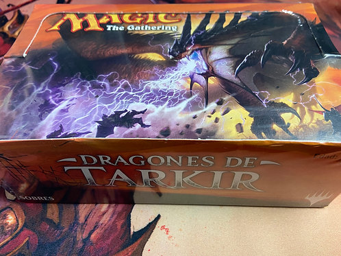 MTG Dragones De Tarkir Booster Box (Spanish)