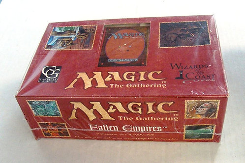 MTG Fallen Empires Booster Box