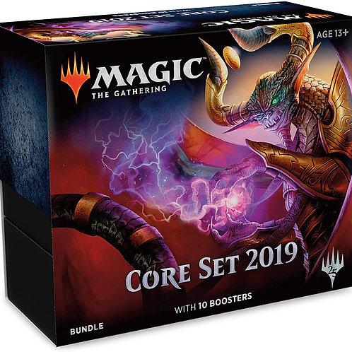 MTG Core Set 2019 Booster Bundle (Fat Pack)