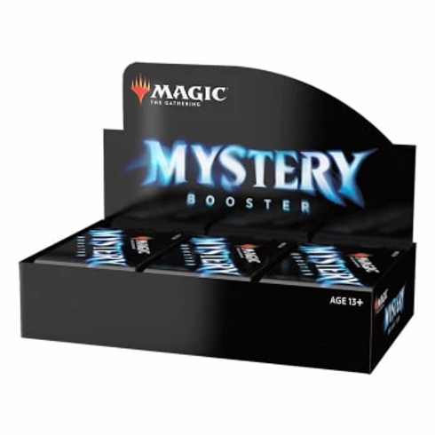 Magic Mystery booster box new sealed