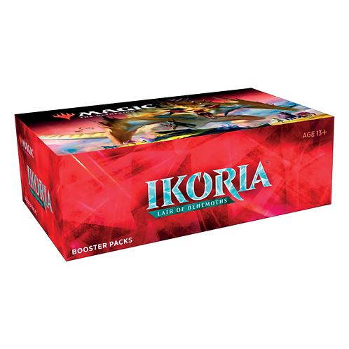 Mtg Ikoria booster box sealed