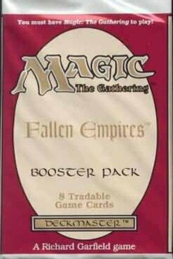 MTG Fallen Empire booster pack