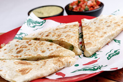 Chicken or Steak Quesadilla