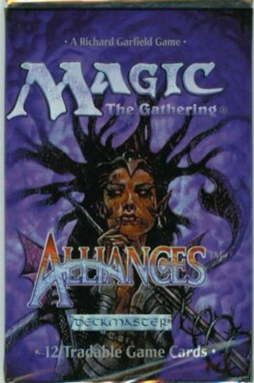 Alliances booster pack New sealed