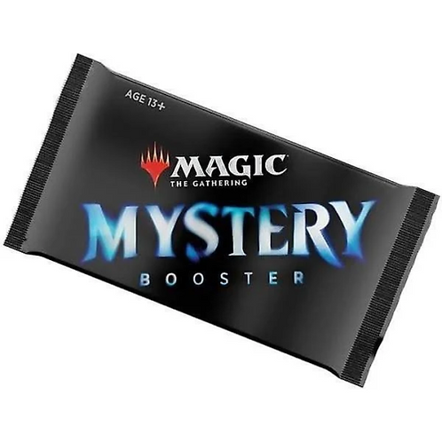Mystery Booster Pack sealed new