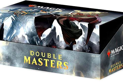 MTG Double Masters Booster Box w/ Topper