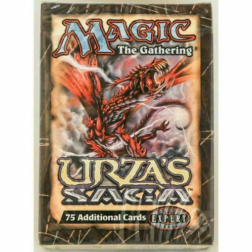 Urza's saga Tournament Deck