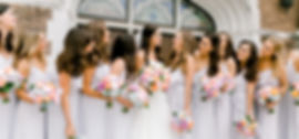 Scottis Rite Dallas Wedding Oak Cliff Florist Spring Elegant Bouquets Bride Bridesmads Pastel Floral