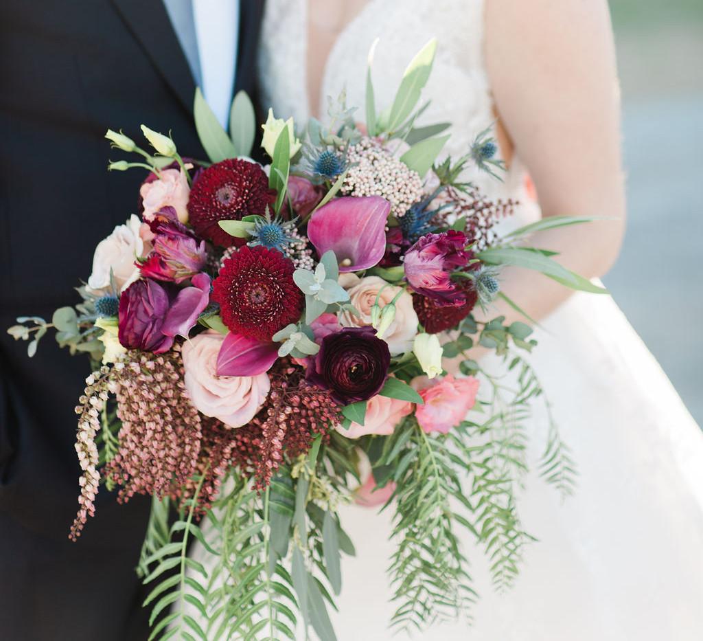 The Venue at Waterstone Bride & Groom wedding