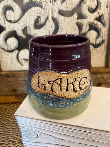 Lake Wine Tumbler